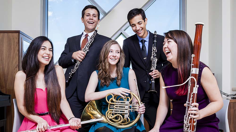 Stamps Woodwind Quintet Class of 2019