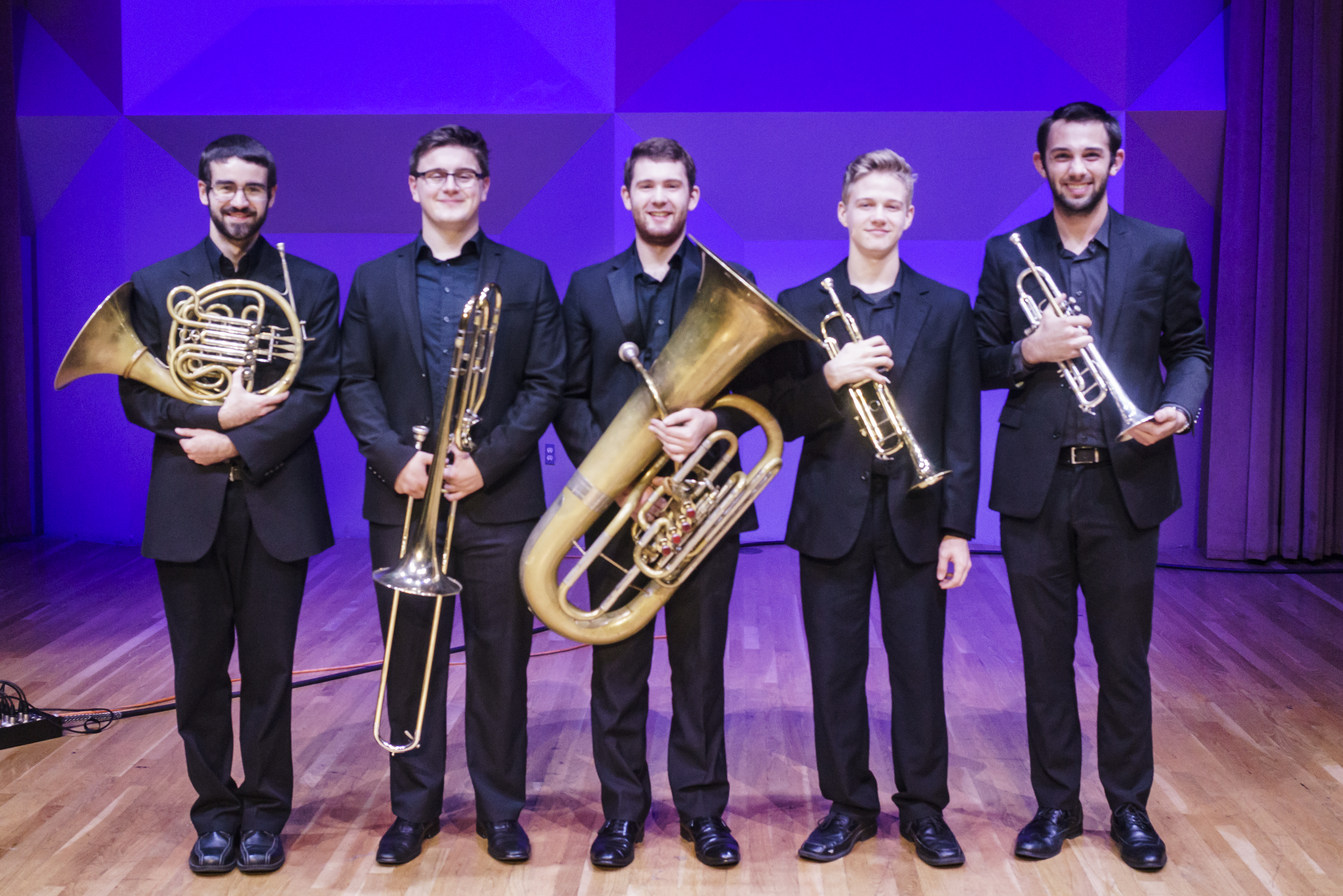 Picture of Stamps Brass Quintet 2020